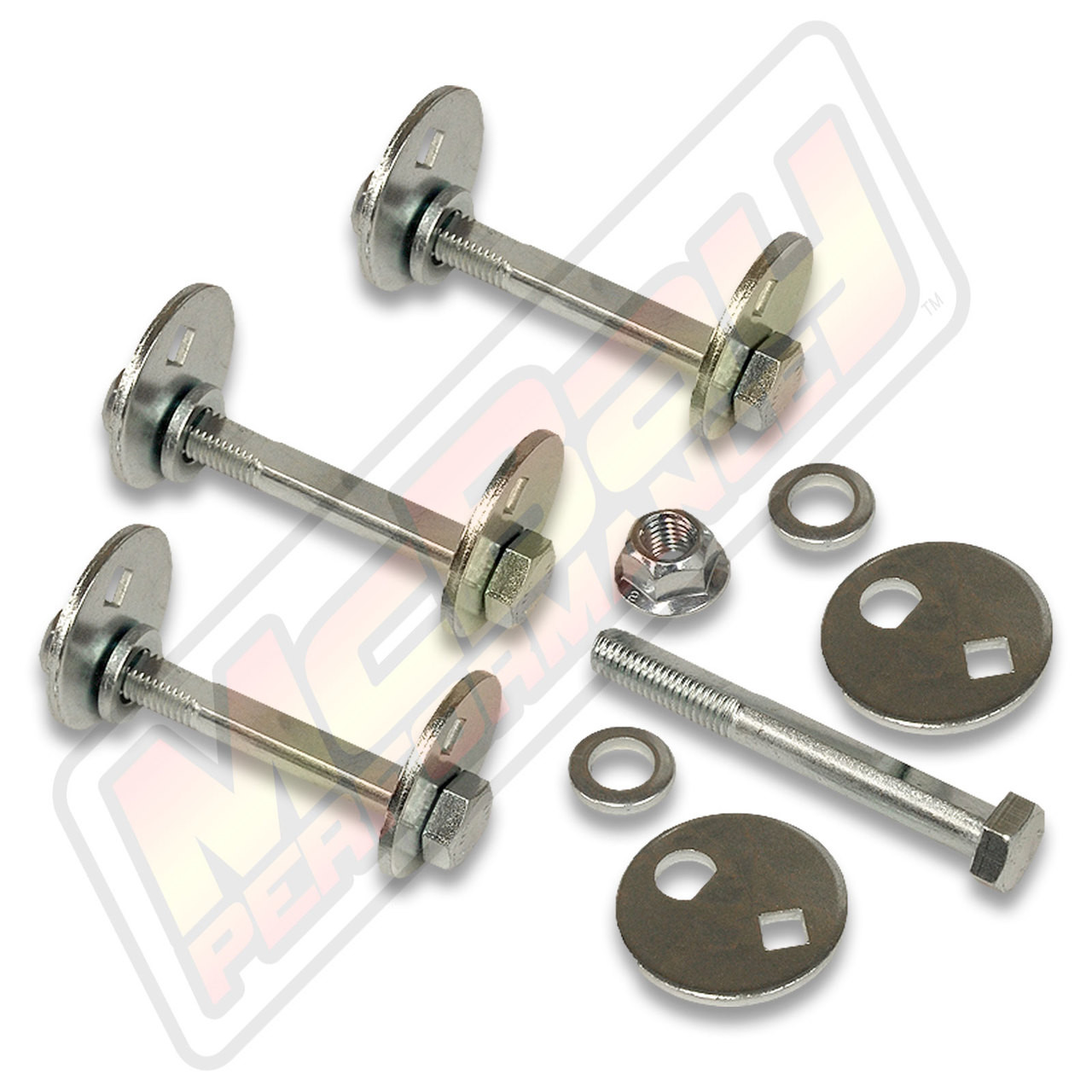 41-778-4 - 1997-2004 Ford F-150 Expedition Front Alignment Camber Kit | McBay Performance