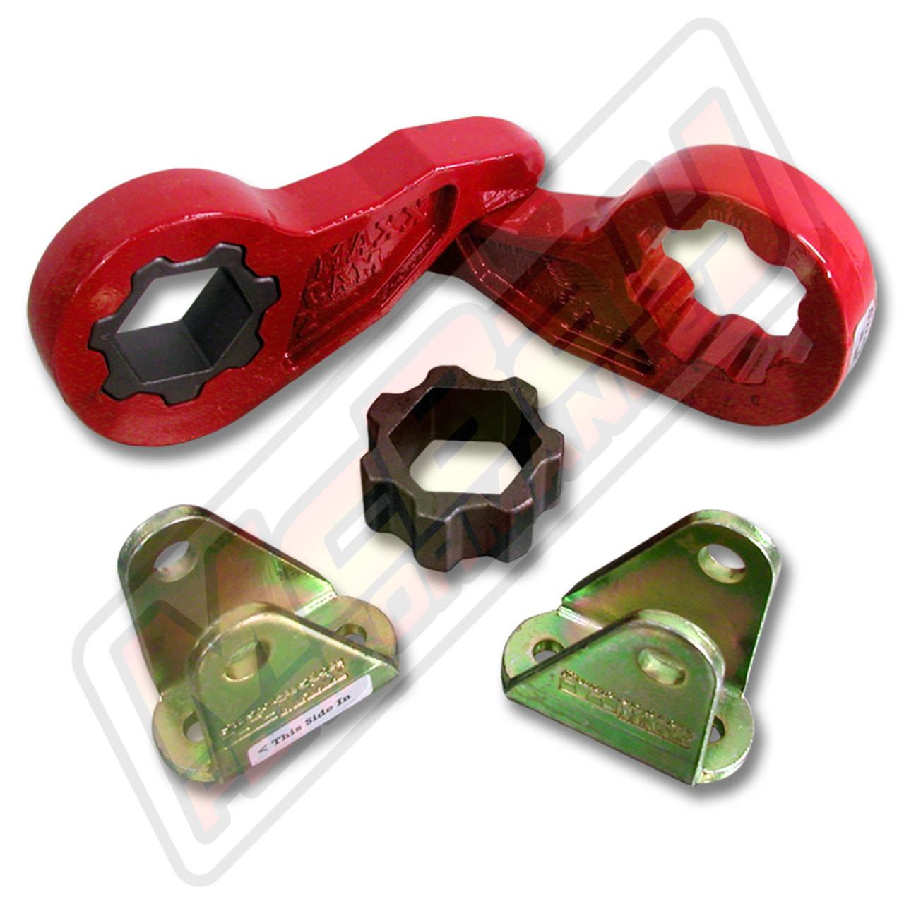 "SMX-MC2HD - 2.5"" Front Torsion Bar Key Leveling Kit"