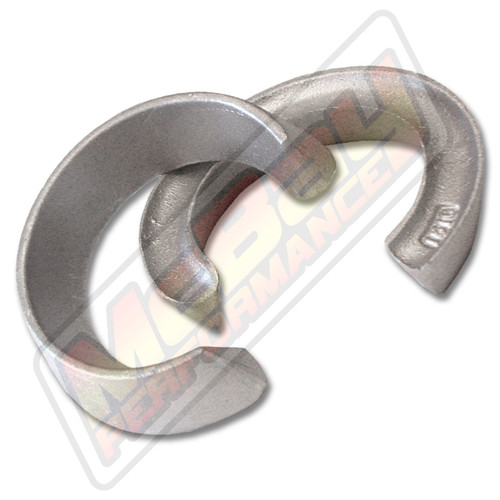 """Part Number 1516 - 2-1/2"""" to 3"""" Lift Front Coil Spring Spacer Set"""