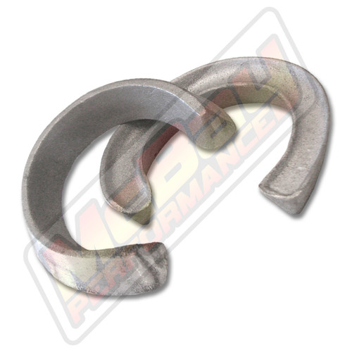 "Part Number 1515 - 1-7/8"" To 2-1/4"" Lift Front Coil Spring Spacer Set"