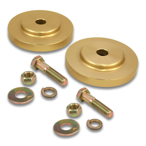 """MP1601 - 1/2"""" Rear Coil Spring Spacer Lift Kit for 1960'S GM RWD Passenger Cars 