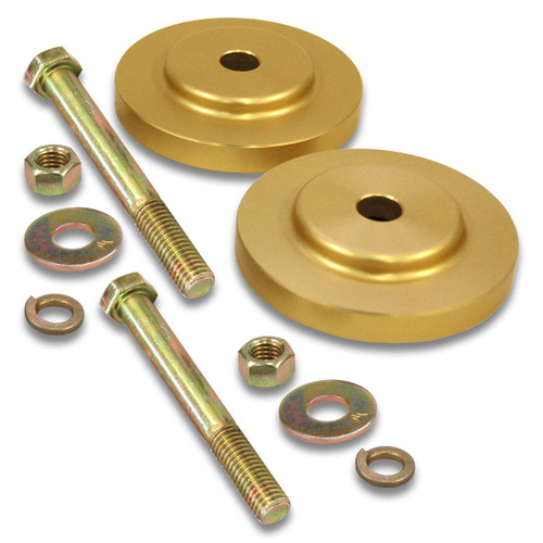 "MP1601T - 1/2"" Rear Coil Spring Spacer Lift Kit for 1963-1972 Chevrolet & GMC Trucks 