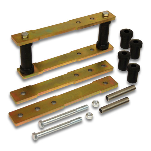 "SK-5004 - 1"" to 4"" Rear Shackle Lift Kit for 1960's thru 1970's Ford & Mercury Vehicles 