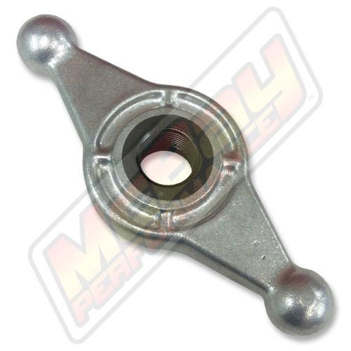 7545 - 36mm Shaft Manual Wheel Balancer Wing Nut - McBay Performance