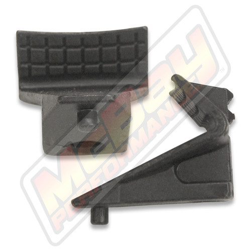 RC1-4 - Coats RC-1 RC-5 RC-10 RC-15 RC-20 Tire Changer Replacement Rim Clamp Jaw Set - Close-Up View