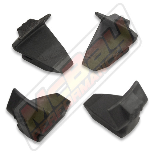 RC15-4 - Coats 5030 5050 5060 5065 AX/EX Tire Changer Replacement Rim Clamp Jaw Set | McBay Performance