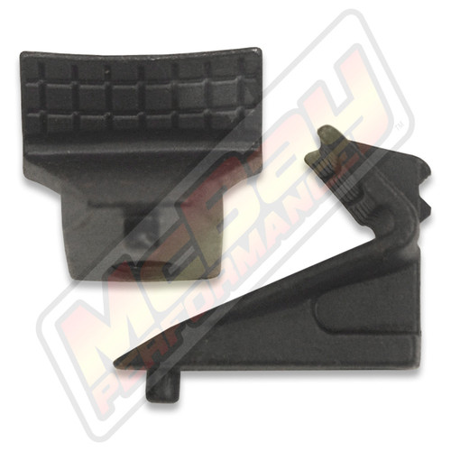 RC15-4 - Coats 5030 5050 5060 5065 AX/EX Tire Changer Replacement Rim Clamp Jaw Set - Close-Up View