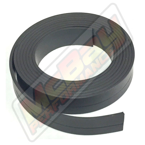 99897 - Passenger Car & Light Truck Solid Non-Ventilated Rotor Magnetic Silencer Band Strap   McBay Performance