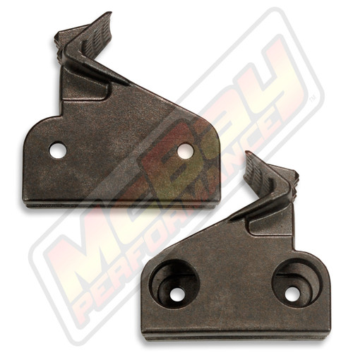 "182247 - 20"" Rim Clamp Jaw Set for Coats 5040 7050 7650 7660 7665 AX EX Tire Changers - Side View"