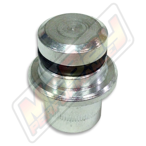41-115 - Wheel Alignment Clamp Threaded Backing Nut Insert for Screw In Studs - Alternate View