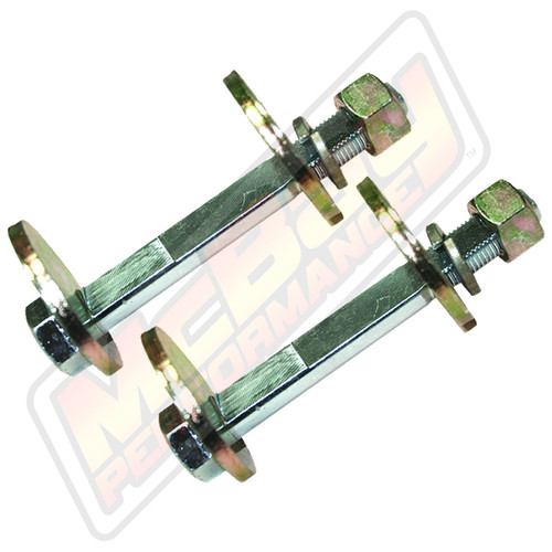 "GM ""X"" & ""A"" Body FRONT Adjustable Cam Bolt Kit"