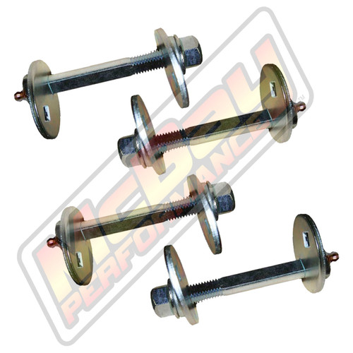 41-781 - 1997-2004 Ford F-150 Expedition Front Greaseable Alignment Camber Kit | McBay Performance