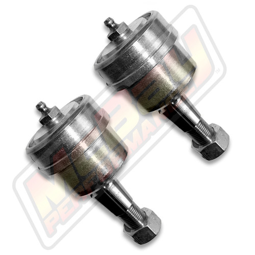 44-2497 - 2003-2018 Dodge Ram 2500 3500 Adjustable Front Camber Alignment Ball Joint Set | McBay Performance