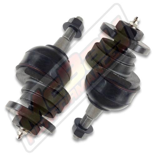 44-2499 - 1999-2007 Chevrolet Silverado GMC Sierra 1500 Adjustable Front Camber Alignment Upper Ball Joint Set | McBay Performance