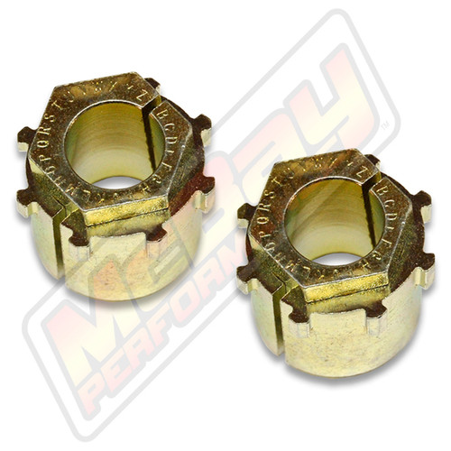 44-5032 - 1980-2004 Ford Bronco, F150, F250, F350 & 1994-1999 Dodge Ram 2500 3500 Adjustable Alignment Bushing  | McBay Performance