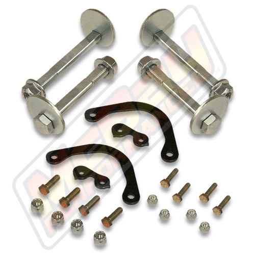 44-786 - 2003-2006 Ford Expedition Lincoln Navigator Front Alignment Cam Bolt Kit | McBay Performance
