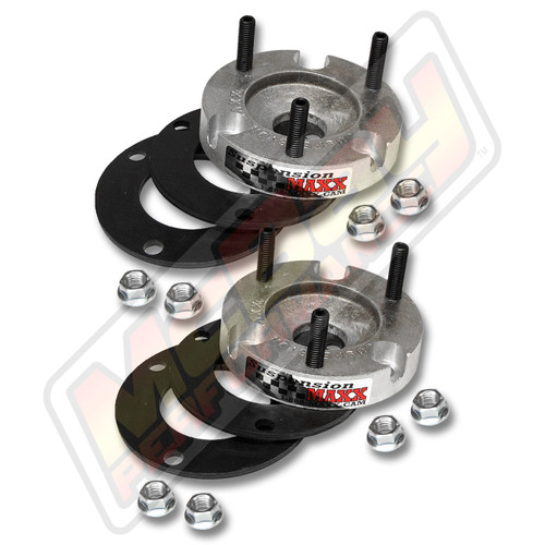 "SMX-DAK04 - 2005-2011 Dodge Dakota Mitsubishi Raider 4X4 2.5"" Front Lift Leveling Kit 