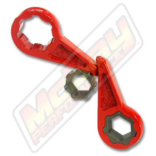 "SMX-MCS10 - 1994-2005 GM ""S"" Series Truck & SUV 4X4 2"" Front Torsion Bar Key Lift Leveling Kit 
