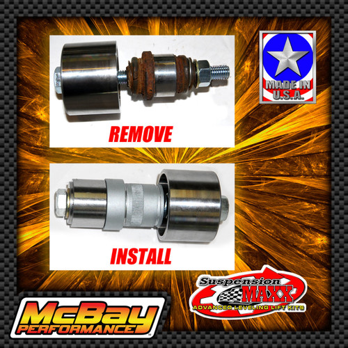 SMX-MDT - Suspension Maxx Rear Knuckle Bushing Service Tool Removal & Installation