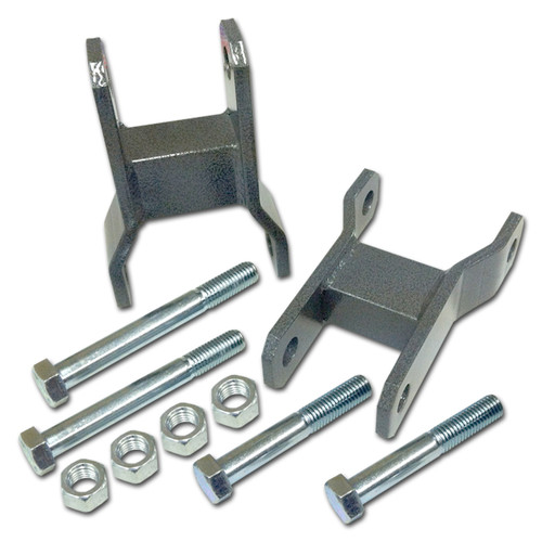 "117 - 1979-1983 Toyota 4X4 Pickup Front Leaf Spring Shackle 2"" Lift Kit 