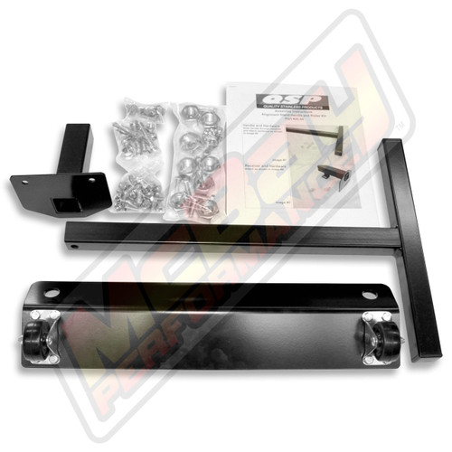 "20-24H - 24"" Portable Medium Duty Alignment Stand Set Optional Wheel & Roller Kit   McBay Performance"