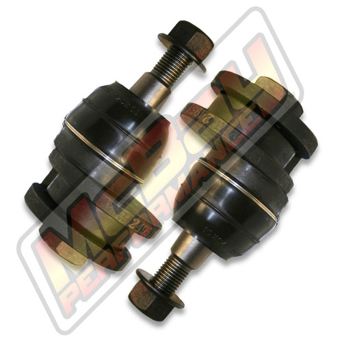 44-2495 - 2011-2015 Dodge Durango Jeep Grand Cherokee 4x4 Adjustable Front Camber Alignment Ball Joint Set | McBay Performance