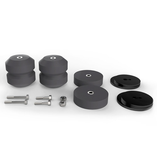 FF350SDC - Timbren Front SES Suspension Snowplow Kit for 2005-2019 Ford F250 & F350 Super Duty Trucks  | McBay Performance
