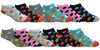 Fun Socks Spandex - Polka Dots 2 // 1 CASE (30 DZ) - $2.55/DZ