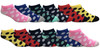 Fun Socks Spandex - Polka Dots 1 // 1 CASE (30 DZ) - $2.55/DZ