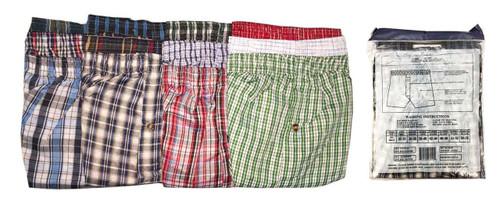 The Hunter Assorted Boxer Shorts (Size: S - 4XL) - 1 Dozen