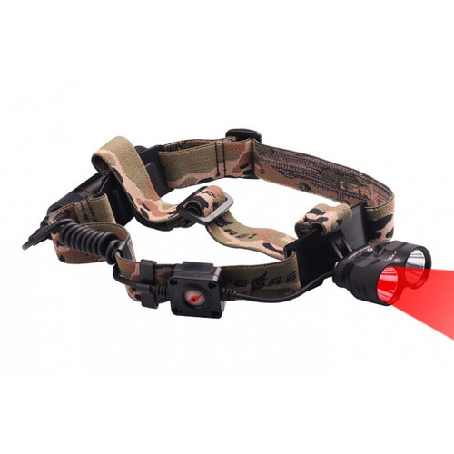 Dual Color Beam Headlamp Kit (HL50-Q) RED / WHITE