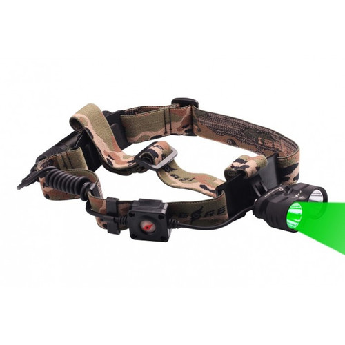 Dual Color Beam Headlamp Kit (HL50-Q) GREEN / WHITE
