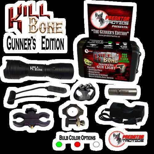 Predator Tactics: Kill Bone's Gunner's Edition (Triple LED Kit)