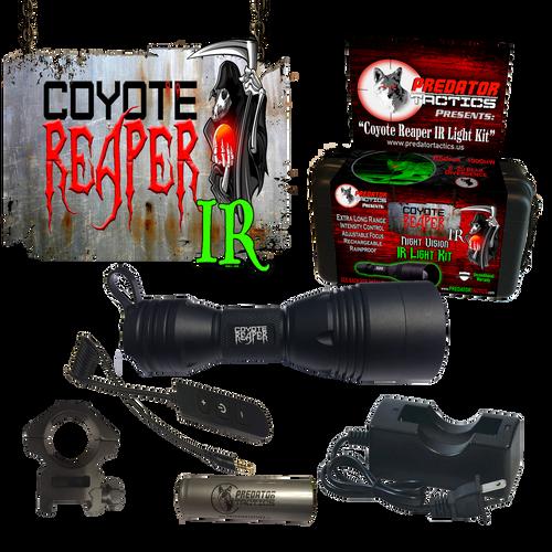 Predator Tactics: Coyote Reaper IR Light Kit w/ Intensity Control