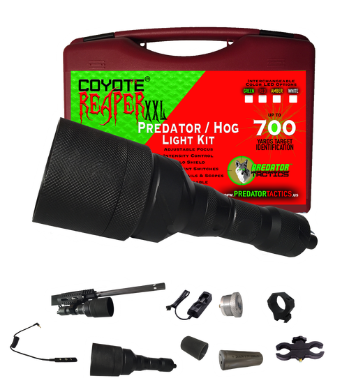 Coyote Reaper® XXL Rifle Kit - 4 LED