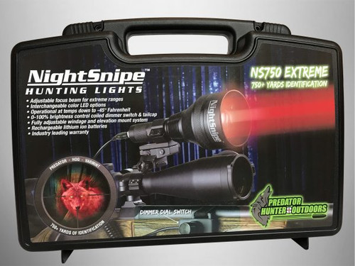 Class-2 NS750 Extreme Dimmable Hunting Light Kit