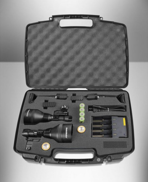 Class-3 Double Trouble NS750 Extreme Dimmable Hunting Light Kit