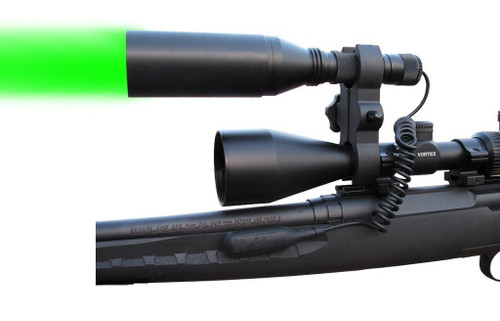 LED GUN LIGHT KIT (GL-250) GREEN