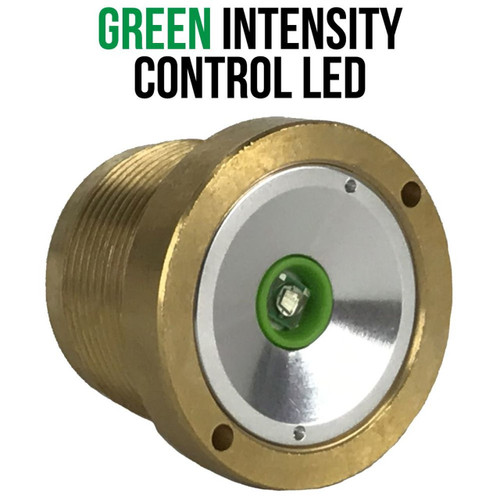 WICKED LIGHTS GREEN REPLACEMENT INTENSITY CONTROL LED FOR W403IC, A48IC, AND SCANPRO IC