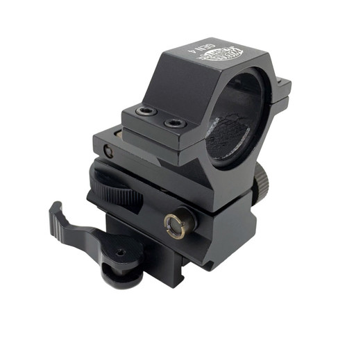 WICKED LIGHTS GEN 4 QUICK DETACH ADJUSTABLE LIGHT MOUNT WITH LOCK LEVER