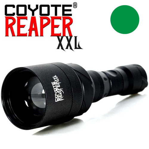PREDATOR TACTICS COYOTE REAPER XXL GREEN LED RIFLE KIT 97435