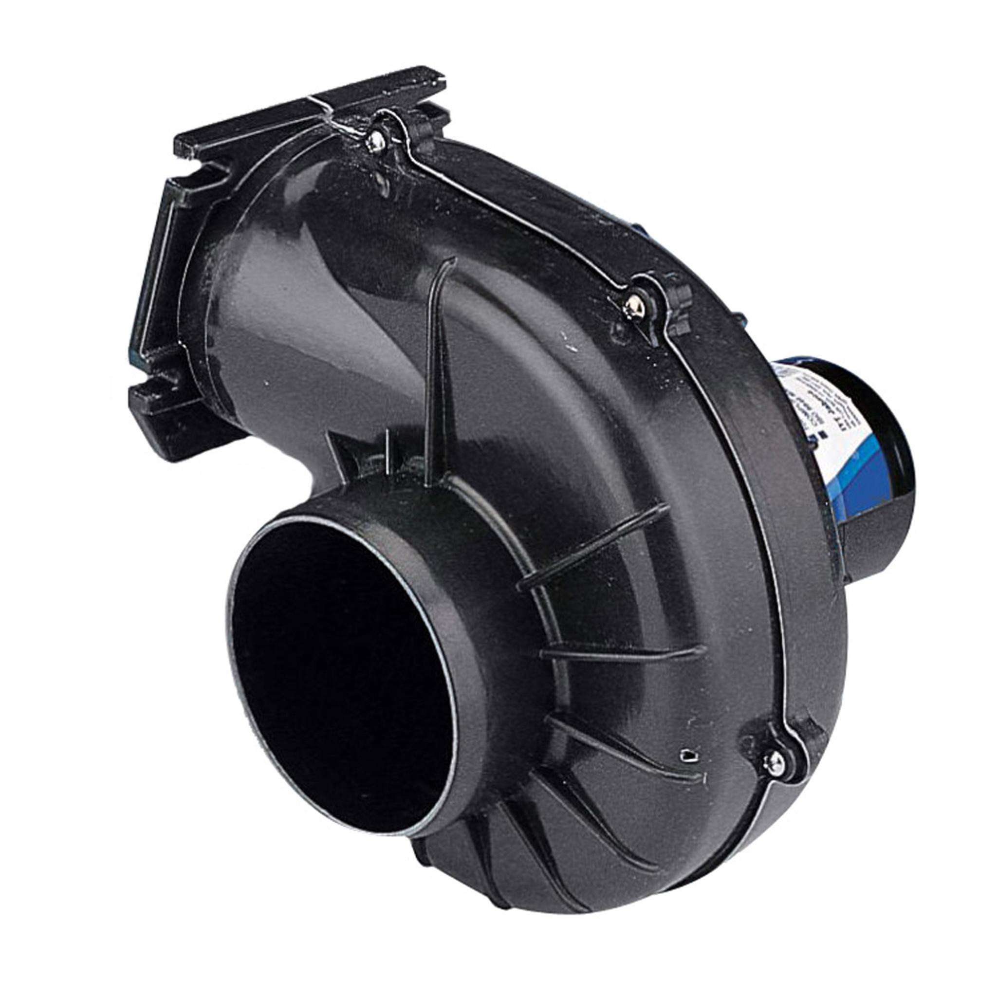 """12V 35440-0000 Jabsco 4/"""" 250 CFM Flexmount Blower"""