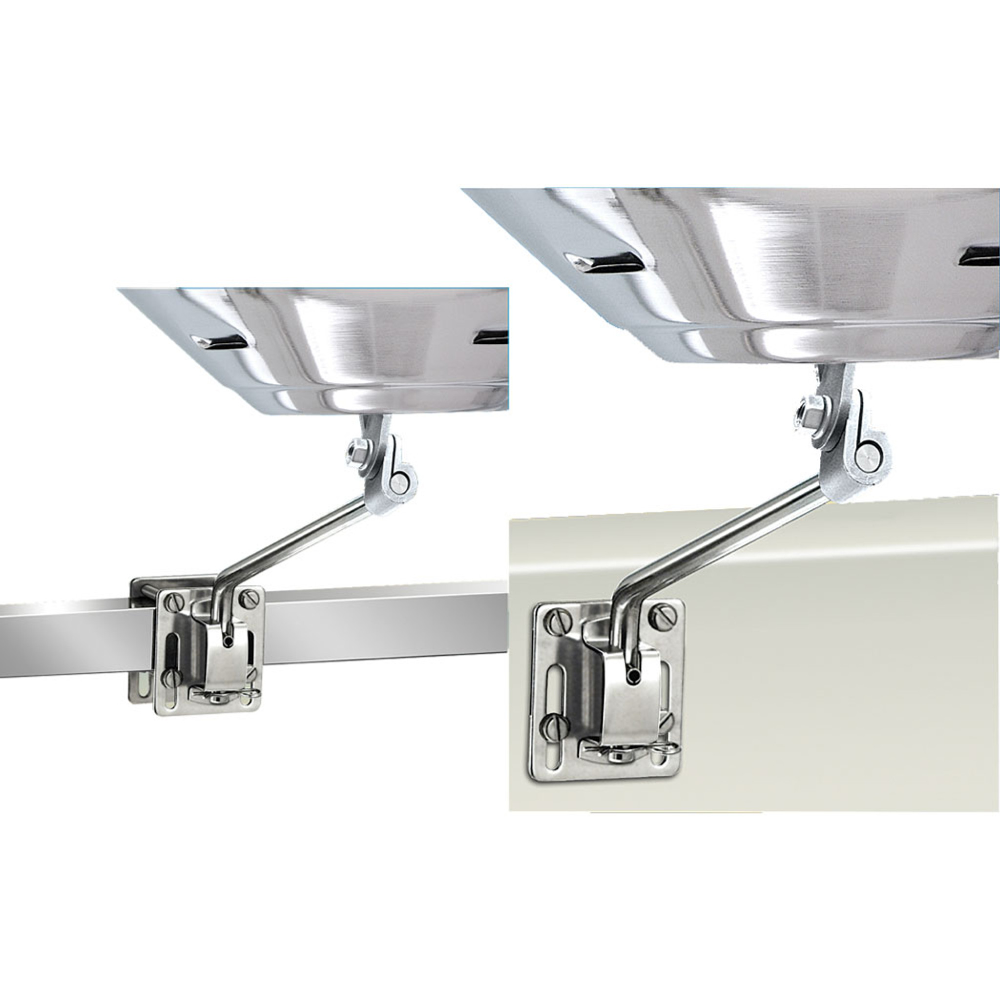 7//8 or 1 f//Kettle Series Grills Magma Round Rail Mount