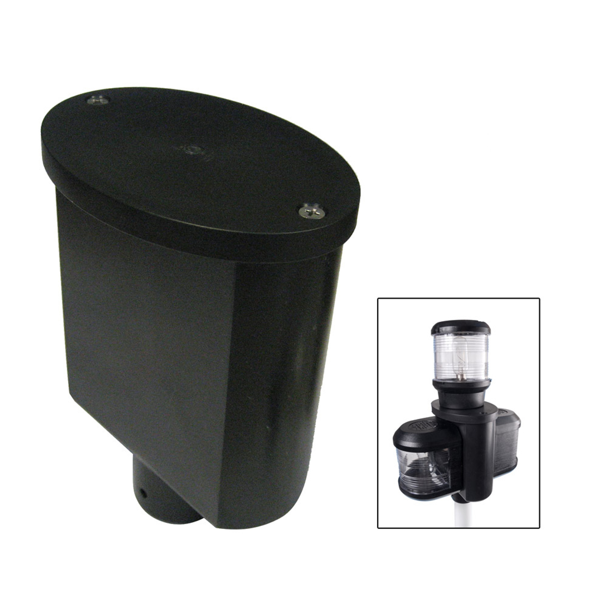 Seaview LTB Top Universal f//Mounting Your Light//GPS