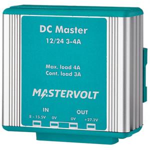 Mastervolt DC Master 12V to 24V Converter - 3A [81400400]