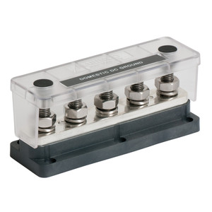 BEP Pro Installer 5 Stud Bus Bar - 650A [777-BB5S-650]