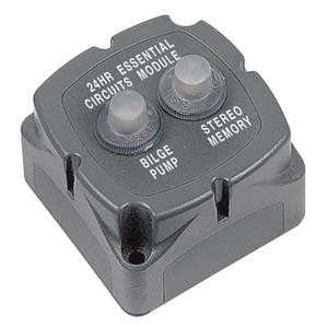 BEP 24-Hour Essential Circuits Module - 2 x 10A [706-2W]