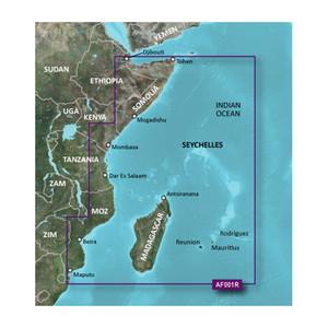 Garmin BlueChart g2 Vision HD - VAF001R - Eastern Africa - microSD\/SD [010-C0747-00]
