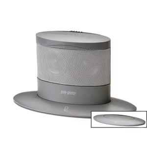 Poly-Planar Oval Waterproof Pop-Up Spa Speaker - Gray [MA7020G]