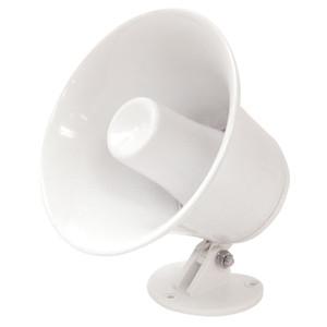 "Speco SPC-5P 5"" Weatherproof PA Speaker w\/Plastic Base - 8 ohm [SPC-5P]"